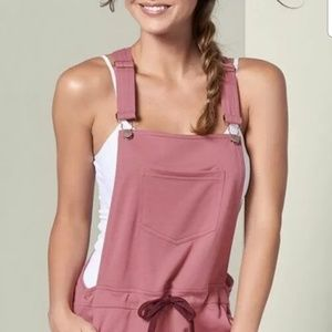 Womens VENUS FRENXH TERRY CLOTH ROMPER